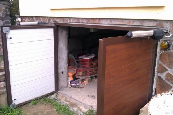 Своими руками автоматические гаражные ворота