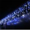 Гирлянда LED бахрома Icicle-Light светодиодная Пвх,  каучук,  силикон