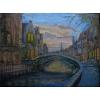 Картина  Венеция,   холст,  масло,  30х40 см.    400 грн