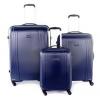 Комплект из 3-х пластиковых чемоданов puccini
