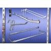 Оборудование для магазина,  решетки,  крючки,  рейки,  корзины.