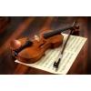Уроки игры на скрипке
