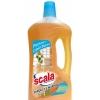 Жидкость для мытья паркета,  ламината и мрамора Scala